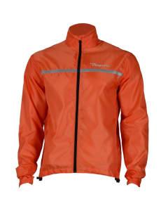 Light Rain Jackets-Orange-2X-Large
