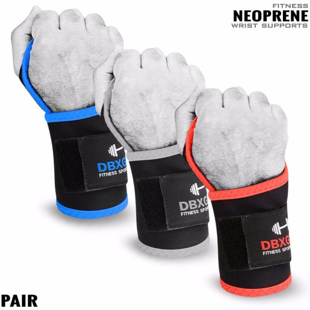 Weight Lifting Neoprene Wrist Support