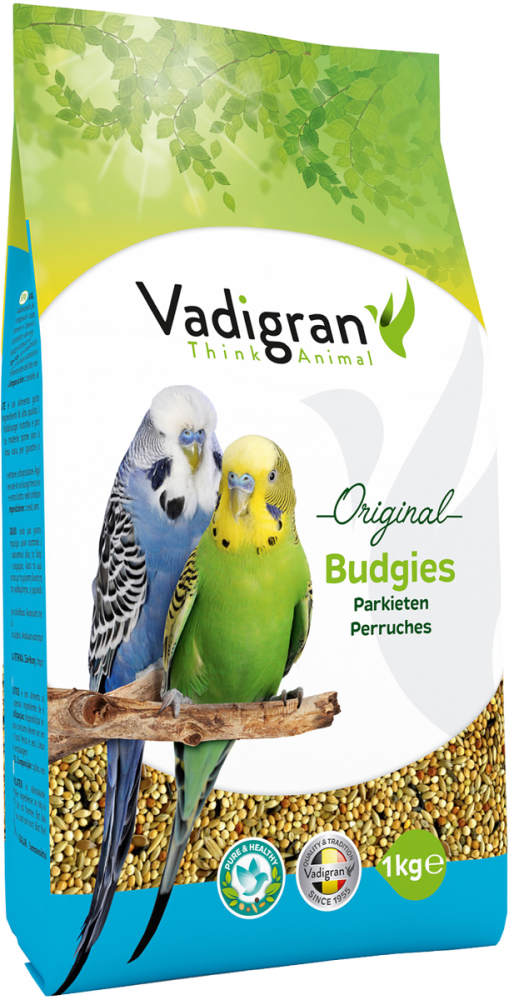 Vadigran Original Budgies