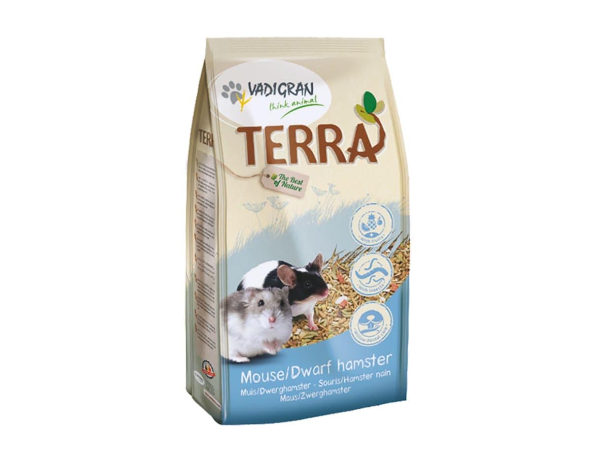 TERRA Souris & Hamster nain