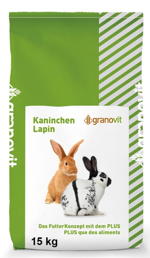 Granovit Kaninchen/ Meerschweinchen Haltung