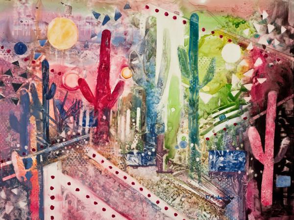 Abstract Art from Tucson, Arizona Artist | Madaras Gallery