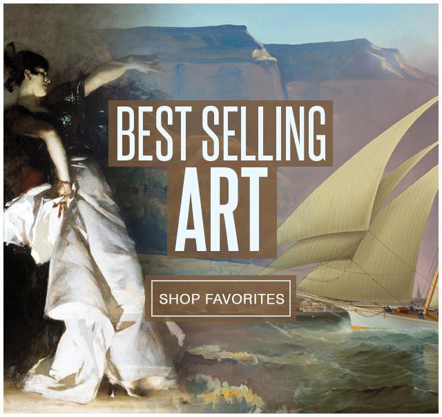 View Best Selling Art
