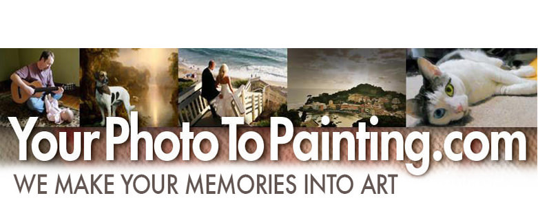 Your Photo To Painting