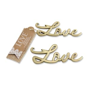 Love Bottle Opener - Antique Gold