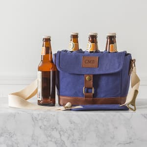 Insulated 6-Pack Bottle Sack