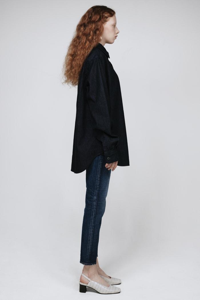 MV Cameron High Waisted Skinny Jeans