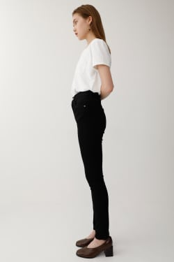 High Waisted Rebirth BLACK SKINNY