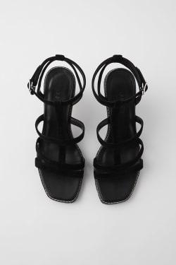 CROSS UPPER sandals