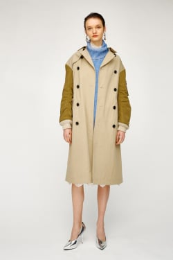 MA-1 SLEEVE LONG Coat