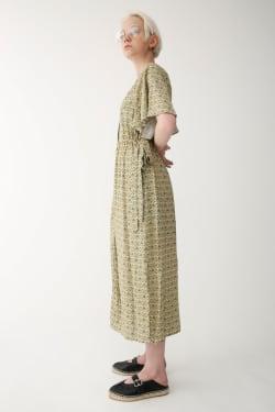 MURAL FLOWER dress