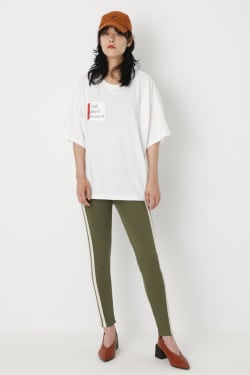 STUDIOWEAR OVERSIZED SQUARE T-shirt