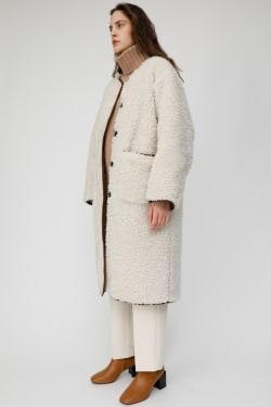 REVER BOA LONG coat