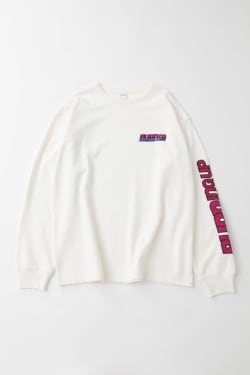 BURNING UP Long Sleeve T-shirt