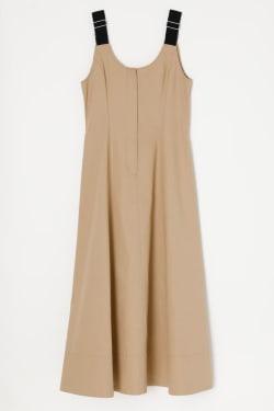 BAND FLARE dress