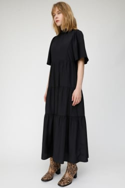 TEARED MAXI dress
