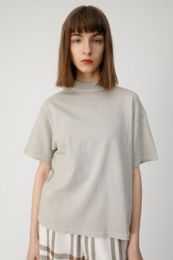 OVER DYE EMBROIDERY T-shirt