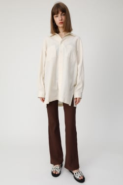 CRAPE LOOSE Shirt