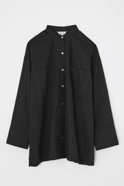 [M_] ORGANIC COTTON BOX shirt