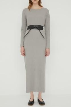 M_KNIT DRESS