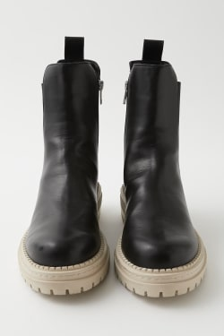 CHUNKY SOLE SIDEGORE BOOTS