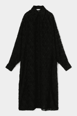 JACQUARD long shirt