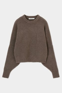 WIDE SLEEVE KNIT Tops