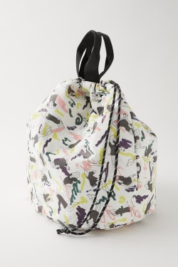 STUDIOWEAR GIRL PRINTED bag