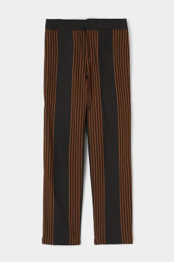 [M_] LINEN BLEND pants