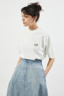 PU SYMMETRICAL HOME T-shirt