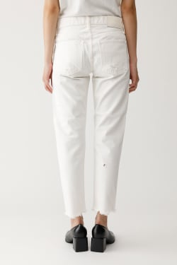 MOUSSY VINTAGE Kelley Tapered WHT