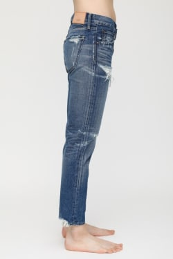 MV IDEAL TAPERED JEANS