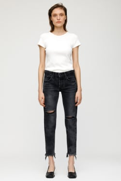 MV BETTIE TAPERED JEANS