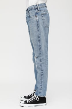 MVM LUCILE SLIM TAPERED JEANS