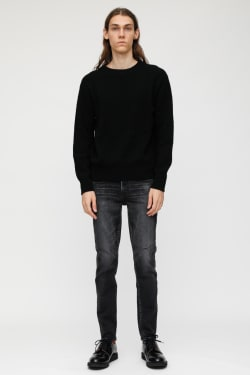 MVM OVERLAP SEAM KNIT TOPS