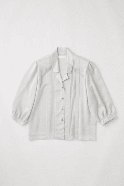 MV FRONT TUCK BLOUSE