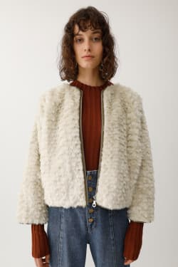 CROPPED BORE Jacket