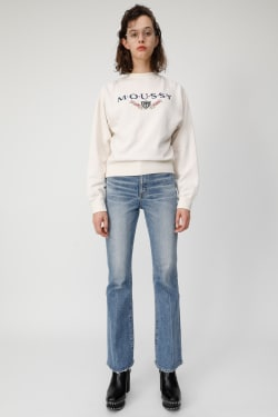 CLASSIC SCHOOL MOUSSY Pullover