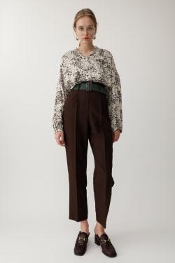 RANDOM FLOWER blouse