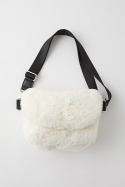 WAIST & SHOULDER FUR Bag