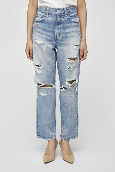MOUSSY VINTAGE Barron Just Waist Tapered