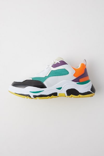 STUDIOWEAR LACE UP sneaker