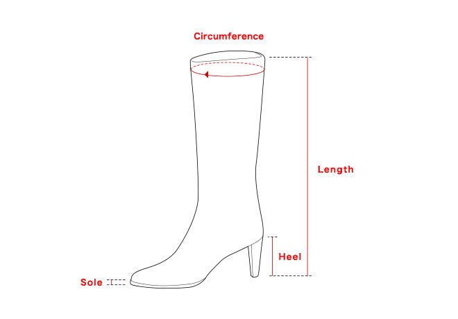 boots sizing