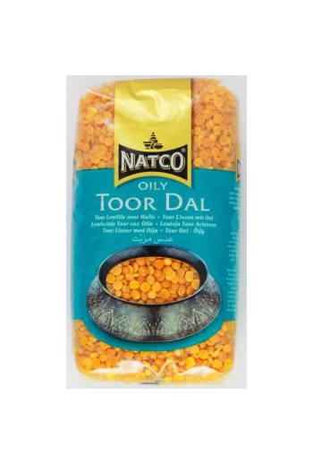 Natco Oily Toor Dal