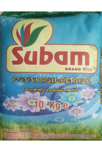 Subam Ponni Boiled Rice