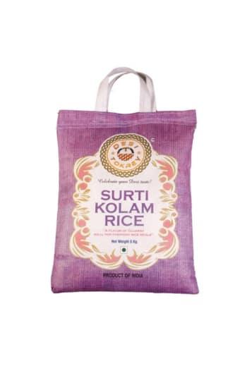 DesiTokrey Surti Kolam Rice