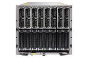 Dell PowerEdge M1000e - 8 x M520, 2 x E5-2450, 64GB, PERC H710, iDRAC7 Express