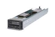 Dell PowerEdge M420 2 x E5-2450 v2 2.5Ghz Eight-Core, 64GB, 2x200GB SSD uSATA, PERC H310e, iDRAC7 Enterprise