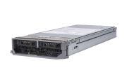 "Dell PowerEdge M640 1x2 2.5"" SAS, 2 x Silver 4116 2.1GHz Twelve-Core, 64GB, PERC H330, iDRAC9 Enterprise"