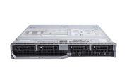 """Dell PowerEdge M830 1x4 2.5"""" SAS, 4 x E5-4627 v3 2.6GHz Ten-Core, 192GB, PERC H730, iDRAC8 Enterprise"""